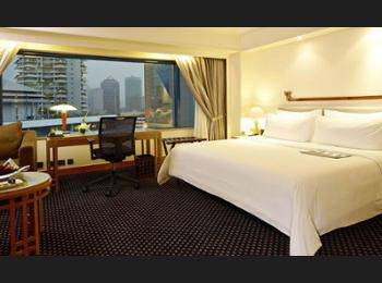 Le Meridien Jakarta - Kamar Superior Regular Plan