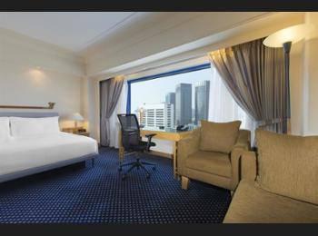 Le Meridien Jakarta - Kamar Klub Regular Plan