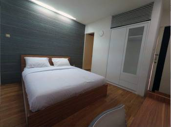 FLAT06 minimalist residence Jakarta - Standard Double Room Only Regular Plan
