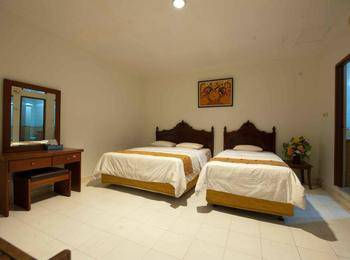 Hotel Elizabeth Semarang - Melati Room Regular Plan