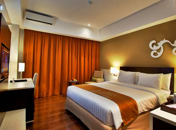 Soll Marina Hotel Bangka - Executive Suite Room Regular Plan