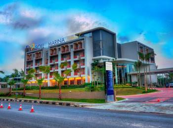 Soll Marina Hotel & Conference Center - Bangka