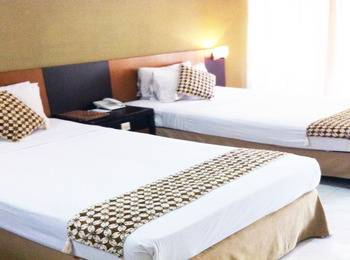 Sriwedari Hotel Yogyakarta - Superior Twin Room Only Regular Plan