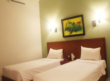 Prima SR Hotel & Convention  Yogyakarta - Superior Twin Room Only Regular Plan