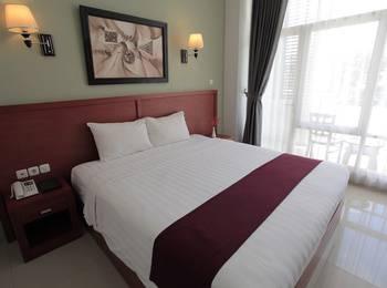 Prima SR Hotel & Convention  Yogyakarta - Deluxe King Room Only Regular Plan