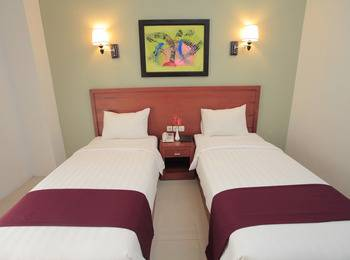 Prima SR Hotel & Convention  Yogyakarta - Superior Twin Room Regular Plan