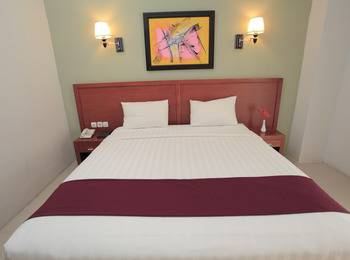 Prima SR Hotel & Convention  Yogyakarta - Superior King Room Regular Plan