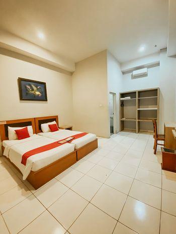 Prima SR Hotel & Convention  Yogyakarta - Bussines Twin Tanpa Sarapan Regular Plan