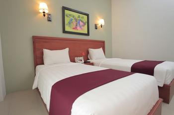Prima SR Hotel & Convention  Yogyakarta - Superior Twin Tanpa Sarapan Regular Plan
