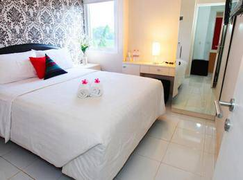 De Green Inn @aeropolis Tangerang - Superior Room Only Transit 8 Hour Regular Plan