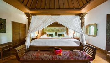 Vision Villa Resort Bali - Garden Suite Regular Plan