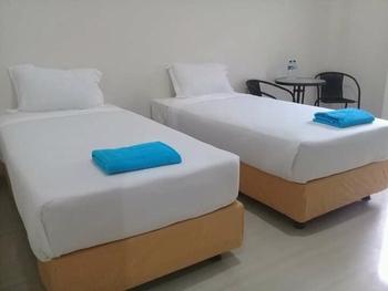 Gosyen Efata Toraja Hotel Tana Toraja - Deluxe Twin Regular Plan