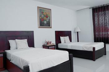 Hotel Ersha Banjarmasin - Suite Twin Regular Plan