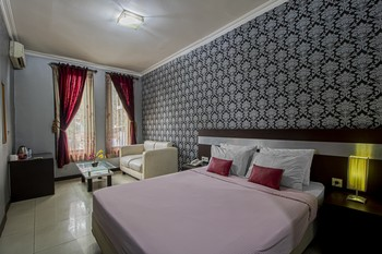 The Feli Hotel Bandung - Deluxe Room Only Non Refundable 30% LM