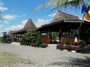 Balkondes Tanjungsari Homestay Borobudur Magelang - Double Room Regular Plan