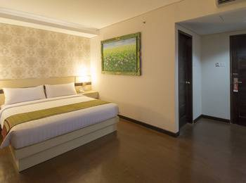 Grand Puri Saron Boutique Hotel Yogyakarta - Deluxe Double Room Basic Deals