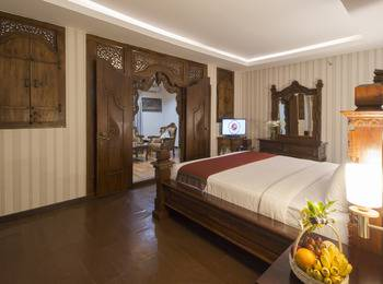 Grand Puri Saron Yogyakarta - President Suite BOOK NOW! GET UP TO 35% OFF