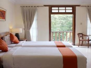 The Cangkringan Jogja Villas & Spa Yogyakarta - Maya Villas Discount up to 20%