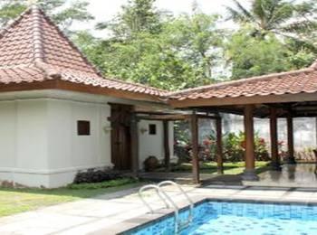 The Cangkringan Jogja Villas & Spa Yogyakarta - Gading Villas Regular Plan