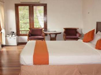 The Cangkringan Jogja Villas & Spa Yogyakarta - Kemuning Room Early Bird Discount