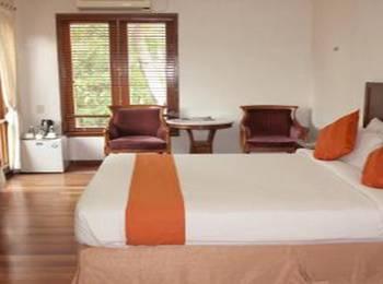 The Cangkringan Jogja Villas & Spa Yogyakarta - Kemuning Room Regular Plan