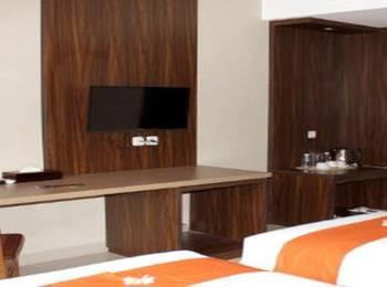 The Cangkringan Jogja Villas & Spa Yogyakarta - Anggrek Room Regular Plan