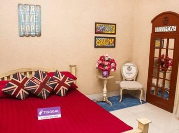 Tinggal Standard Kebayoran Lama Pondok Hijau Jakarta - Deluxe Room Min Stay 3 Nights - 33%