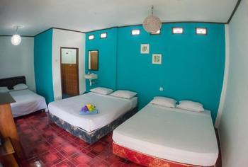 Aquaddiction Lombok - Family Room Regular Plan