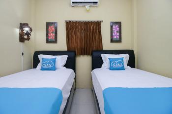 Airy Eco Syariah Manunggal Kebonsari Blok B 9 Surabaya Surabaya - Standard Twin Room Only Special Promo Jan 24