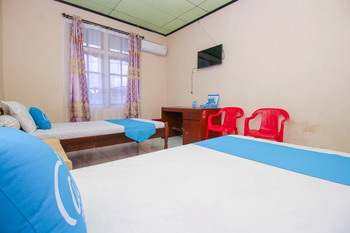 Airy Eco Bandara Pattimura Leimena Ambon Ambon - Standard Twin Room with Breakfast Special Promo 4