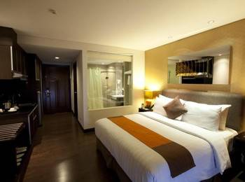 El Royale Hotel Bandung - Ros Executive Condotel With Breakfast Regular Plan