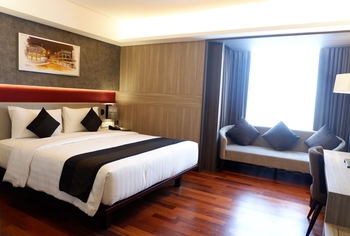 El Royale Hotel Bandung - Lembong Deluxe Room Only Regular Plan