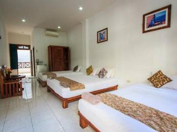 Melati View Hotel Bali - Family Room Only Last Minute 52%
