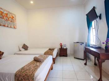 Melati View Hotel Bali - Superior Twin Regular Plan