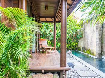 Baliwood Resort Ubud - One Bedroom Pool Villa Regular Plan