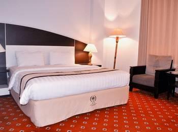 Grand Sawit  Samarinda - Deluxe Double Room Regular Plan