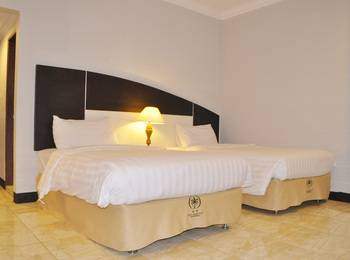 Grand Sawit  Samarinda - Deluxe Twin Room - Promo PDKT Regular Plan