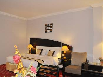 Grand Sawit  Samarinda - Junior Suite Room - Promo PDKT Regular Plan