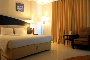 Grand Sawit  Samarinda - Deluxe Double Room Only - Flash Sale Regular Plan
