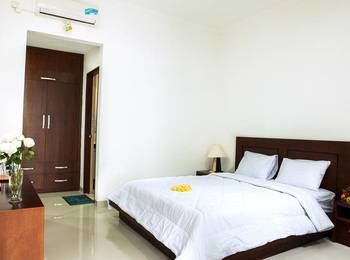 A Guest House Kuta Bali - Deluxe Double Room Only Regular Plan
