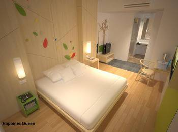 MaxOne Malang - Happiness Room Only Regular Plan