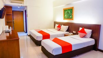 Capital O 1616 Setiabudhi Indah Hotel Bandung - Suite Family Regular Plan