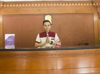 Tinggal Standard Sultan Iskandar Muda Semampir