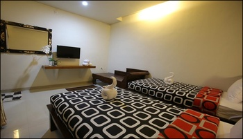 Rai House Sanur Bali - Suite Twin Room Regular Plan