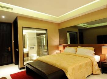 Liz Palace Inn Boutique Hotel Bandung - Deluxe Room Only Regular Plan