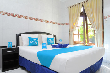 Airy Eco Kuta Dewi Sartika Gang Nusa Indah 4 Bali - Standard Double Room with Breakfast Special Promo May 28