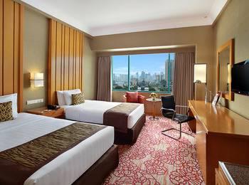 Hotel Ciputra Jakarta - Deluxe Twin Room Only No Breakfast