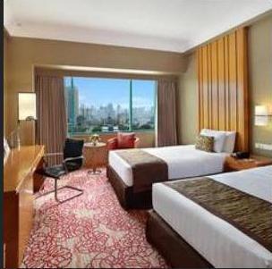 Hotel Ciputra Jakarta - Ciputra Room Twin Regular Plan