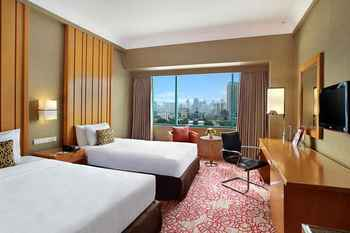 Hotel Ciputra Jakarta -  Deluxe Twin Room Only Regular Plan