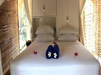 Seri Resort Gili Meno Lombok - Suite Double dengan Pemandangan Taman Regular Plan